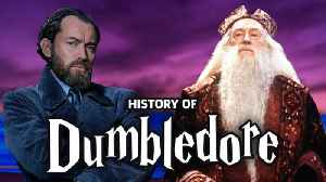The History of Albus Dumbledore | Harry Potter [Video]