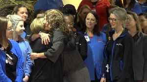 Nurses Give Lottery Winnings to Co-Workers in Need at St. Louis Hospital [Video]