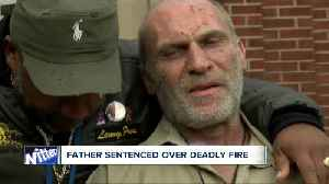 Buffalo father to serve probation for fire that killed son [Video]