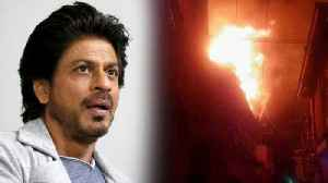 Shahrukh Khan's Zero: Fire breaks out on the sets of ZERO in Mumbai's Film City   FilmiBeat [Video]