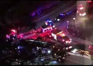 Plane Crashes on Kennesaw State University Campus in Georgia [Video]
