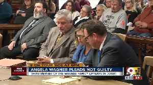 Pike County massacre suspect Angela Wagner pleads not guilty [Video]