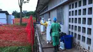 East Congo Ebola outbreak now world's 2nd biggest [Video]