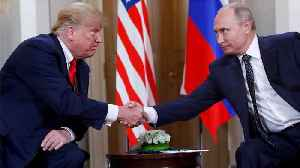News video: Trump Abruptly Cancels Meeting With Putin
