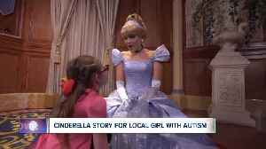 Cinderella story for a local girl with autism [Video]