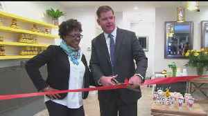Honey Shop Makes History In North End [Video]
