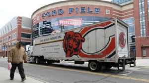 Moving day: How the Bears' equipment gets to road games [Video]