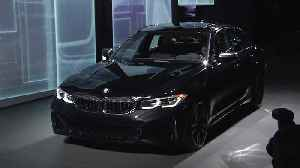 BMW M340i reveal at the Los Angeles International Auto Show 2018 [Video]