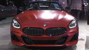 BMW Z4 at the Los Angeles International Auto Show 2018 [Video]