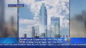 New Tower Coming To Chicago River [Video]
