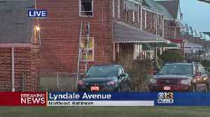 Man Killed In Baltimore Rowhome Fire [Video]