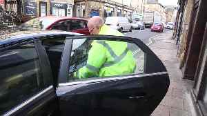 Britain's oldest takeaway driver at age 82 [Video]