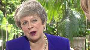 PM May declines to reveal 'Plan B' if Brexit deal dies in parliament [Video]