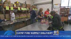 Bay Area Food Banks Team Up To Feed Camp Fire Victims [Video]