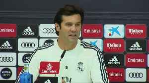 Honour and shame to have Libertadores final in Madrid - Real's coach Solari [Video]