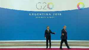 Trump leaves Argentina's Macri standing at G20 [Video]