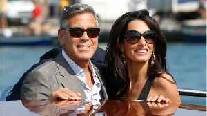 George Clooney Says He's A