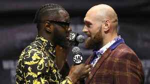Deontay Wilder on Tyson Fury: 'I Want to Destroy Him' [Video]