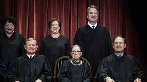 Supreme Court justices pose for group photo [Video]