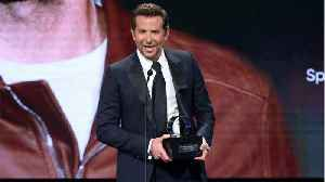 Bradley Cooper Talks About Quitting Show Business [Video]