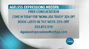 Ageless Expressions MedSpa: Turn Back the Hands of Time with Mona Lisa Touch. [Video]