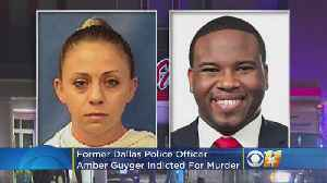 Former Dallas Police Officer Amber Guyger Indicted For Murder In Botham Jean Death [Video]