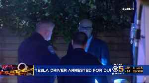 Tesla Driver Accused Of DUI On Peninsula May Have Used 'Autopilot' [Video]