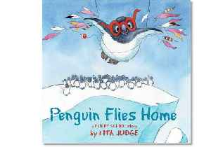 PENGUIN FILES HOME by Lita Judge [Video]