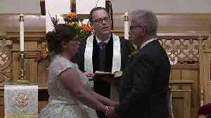 NC Woman, English Man with Moebius Syndrome Find Love Thanks to Shared Condition [Video]