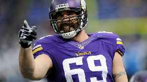 Former NFL Player Jared Allen Looking for Spot on US Olympic Curling Team [Video]