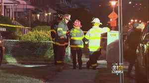 Man Dies In Early Morning Baltimore Fire [Video]