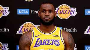 LeBron James Admits He Hasn't Much Trust In His Young Lakers Squad [Video]