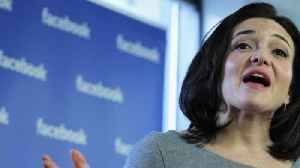 Facebook Admits Sheryl Sandberg Was Involved With PR Request [Video]