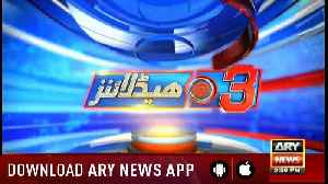 Headlines ARYNews 1500 1st December 2018 [Video]