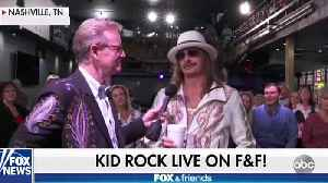 Kid Rock Ousted As Nashville Christmas Parade Grand Marshal After Behar Remark [Video]