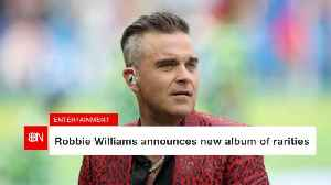 Robbie Williams Announces New Music [Video]