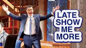 Late Show Me More, 11.30.18 [Video]