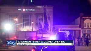 Sherman Phoenix success rises from the ashes of unrest and violence [Video]