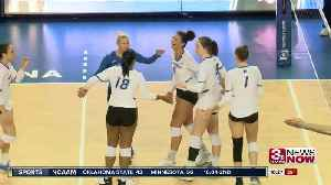 Creighton volleyball moves on to second round of NCAA Tournament [Video]