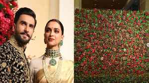 Deepika Padukone & Ranveer Singh all set for Third Reception with Red Decoration   Boldsky [Video]