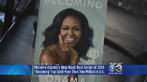 Michelle Obama's Book 'Becoming' Already Reportedly Best Seller Of 2018 [Video]
