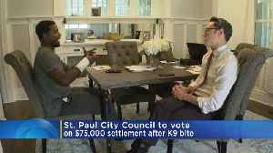 St. Paul Council To Vote On Settlement For Man Bit By Police Dog [Video]