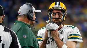 Aaron Rodgers And Mike McCarthy Compete Against Each Other [Video]