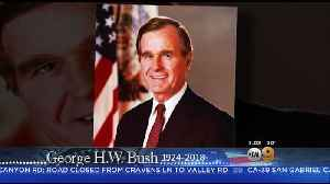 News video: Remembering George H.W. Bush's Life Of Public Service