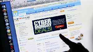 Black Friday, Cyber Monday Sales Don't Come Close To Alibaba Record [Video]