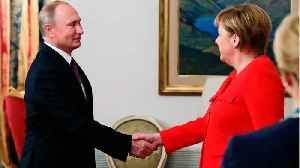 Merkel, Putin Agree to Four-Way Talks On Kerch Strait [Video]
