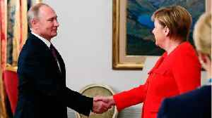 Merkel, Putin Agree To More Ukraine [Video]