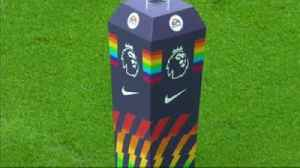 Rainbow Laces gets Premier League boost [Video]