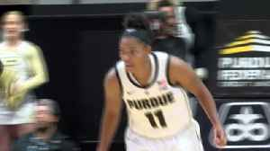 Oden's career night lifts Purdue past No. 21 Miami [Video]