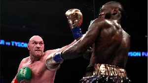 Deontay Wilder And Tyson Fury Draw In Title Fight [Video]